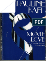 [Plume] Pauline Kael - Movie Love_ Complete Reviews 1988-1991 (1991, Plume)