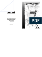 Manual Técnico MP4000