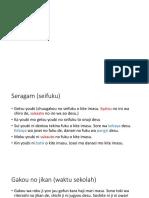 Presentation Japann!!!