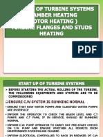 flange heating