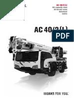 Ac 40 2(l) Datasheet (Metric)