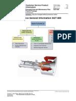 Maintenance General Information SGT-600