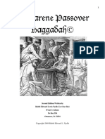 4. Passover Haggadah
