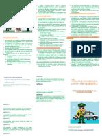Principios Básicos Sobre El Empleo de La Fuerza y de Armas de Fuego Por Los