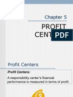 05 - Profit Centers