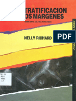Richard, Nelly La Estratificación de Los Márgenes
