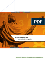 Festival Statistics Key Concepts and Current Practices Handbook 3 2015 En