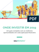 Onde Investir Em 2019-1-1