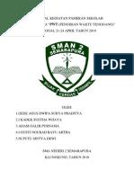 Proposal Kegiatan Pameran Sekolah (Autorecovered)
