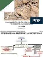 Geología  Estructural Aplicado a exploraciones Minerales
