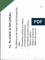3. Modelo de Planificación