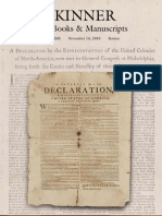 Fine Books & Manuscripts | Skinner Auction 2526B