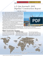 Pipeline Construction Report