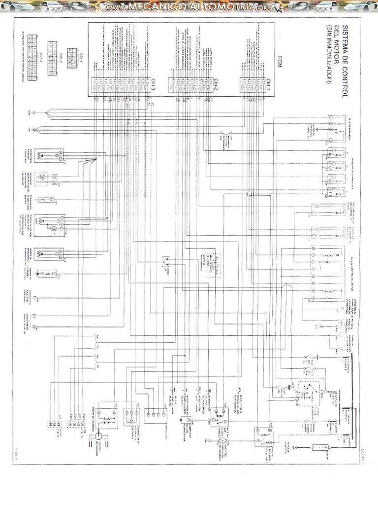 manual-hyundai-atos-1997-2002-diagramas-sistemas-iii.pdf   Hyundai Atos 1997 Engine Diagram      Scribd