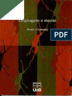 CHOMSKY, N. Linguagem e Mente.pdf