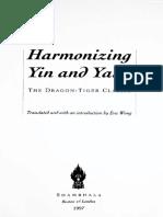 (Taoism) Wong, Eva - Harmonizing Yin and Yang.pdf