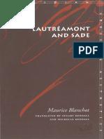 [Maurice_Blanchot]_Lautréamont_and_Sade(b-ok.cc).pdf