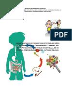 PARASITOSIS La Razón Epidemiológica