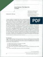 Delone Information 1992