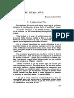 Carlos Santiago Nino, Efectos del ilícito civil