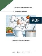 MÓDULO  - Higiene e Segurança Alimentar..pdf