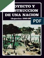 AAVV Proyecto y construcción de una nación (Argentina 1846 - 1880) [1980].pdf