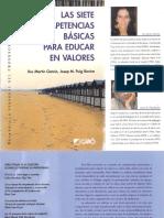 Las Siete Competencias Basicas Para Educar en Valores - Xus Martin García, Josep M. Puig Rovira.pdf