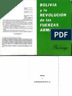 Reynaga, Fausto - Bolivia y La Revolución de Las FF. AA.