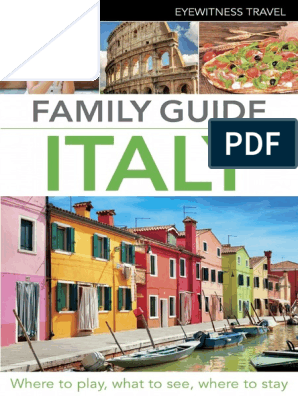 Family Guide Italy Dk Eyewitness Travel Family Guides Pdf