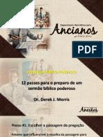 12 Passos Para o Preparo de Um Sermão Bíblico Poderoso