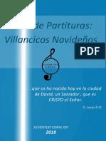 Libro de Villancicos - Juventud Coral Iep