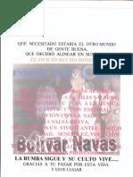 BOLIVAR NAVAS