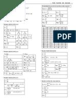 Inv Operaciones Modelos de Colas Formulas