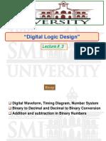 DLD Lecture 3