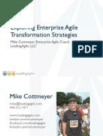 Agile Transformation Strategies 1