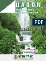 Ecuador Un Destino Clave Para La Práctica Del Turismo Alternativo