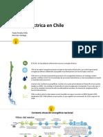 Matriz Eléctrica en Chile