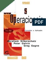 Cap 1 - Sistemas Operacionais Conceitos e Aplicações. SÍLBERSCHAT, GALVIN e GAGNE. Ed. Campus