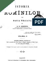 25999810 AD Xenopol Istoria Romanilor Volumul III