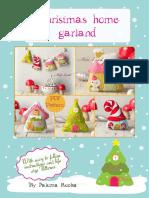 Christmas Home Garland Pattern