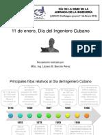 2018-01-11 Dia Del Ingeniero Cubano_Slideshare