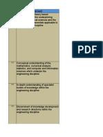 Summary Satatement Examples