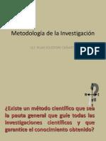 1 Corrientes Epistem y Metodo