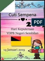 Cuti cuti Malaysia 2019.pptx