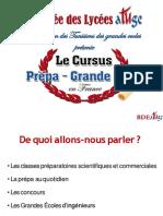 Tournée Des Lycées 2019