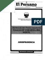 (325887285) Sentencia+del+Pleno+Casatorio+-+Casación+Nº3189-2012-Lima