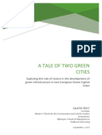 A Tale of Two Green Cities