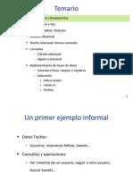 Estructuras de datos. Introducción