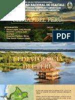 Climas Del Perú (1)