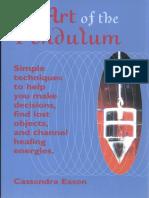 Eason, Cassandra - The Art of the Pendulum.pdf